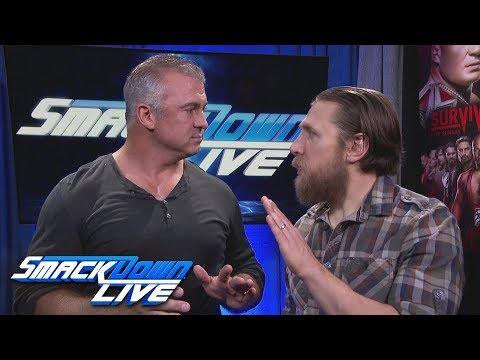 Daniel Bryan confronts Shane McMahon: SmackDown LIVE, Nov. 14, 2017