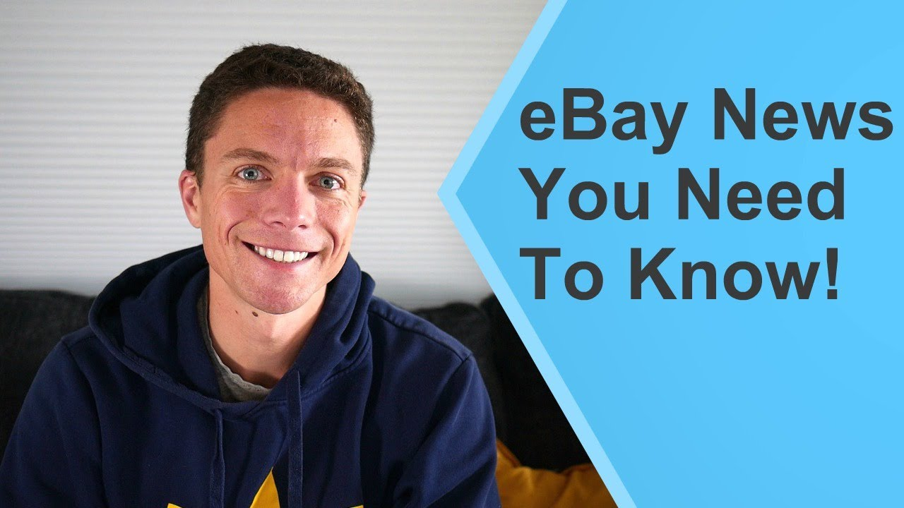 Big Changes And Opportunities For Ebay Dropshipping Youtube