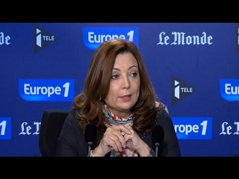 """Wided Bouchamaoui : """"les hôtels sont désertés en Tunisie"""""""