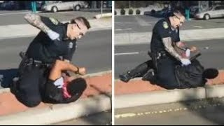 POLICE BRUTALITY COMPILATION - GRAPHIC POLICE ABUSE