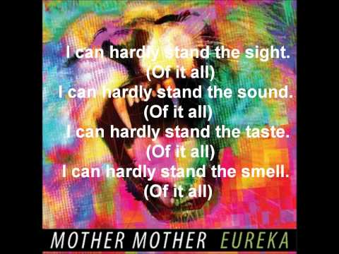 The Stand Lyrics (Mother Mother)