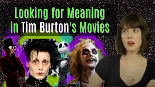 Looking For Meaning in Tim Burton's Movies with Maggie Mae Fish