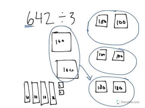 4.NBT.6-1.0] Four digit division - Common Core Standard - YouTube