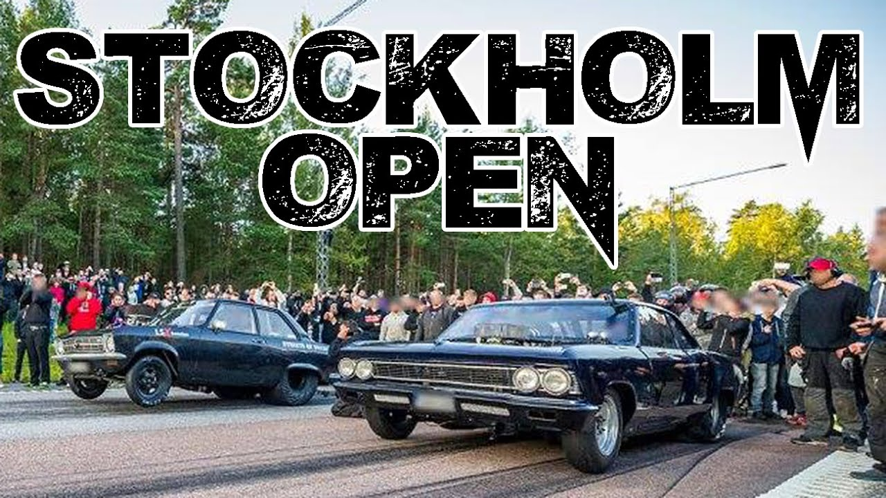 STOCKHOLM OPEN - The World\'s Most INSANE Street Race! - YouTube