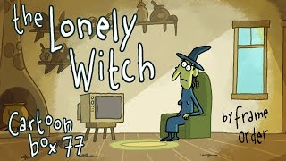 The Lonely Witch | Cartoon Box 77