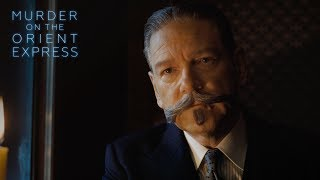 "Murder on the Orient Express | ""Time Is Running Out"" TV Commercial 