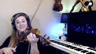 Get Lucky ON THE VIOLIN - Daft Punk Cover - Phunk Phiddler