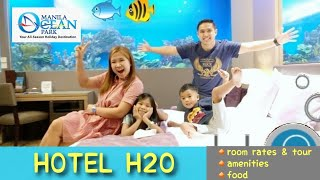 HOTEL H2O AQUA ROOM, Amenities…