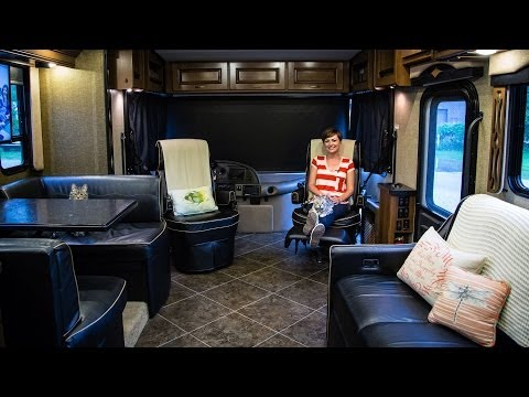 RV Quick Tip - How to Swivel RV Captains Chairs