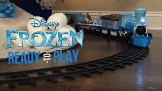 Lionel's Disney Frozen Ready-To-Play Set