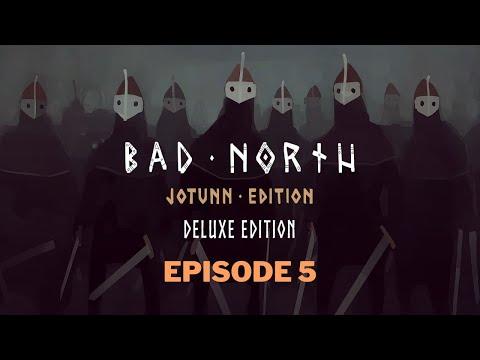 Bad north Jotunn edition gameplay walkthrough   episode 5   no commentary original sound   pc game  