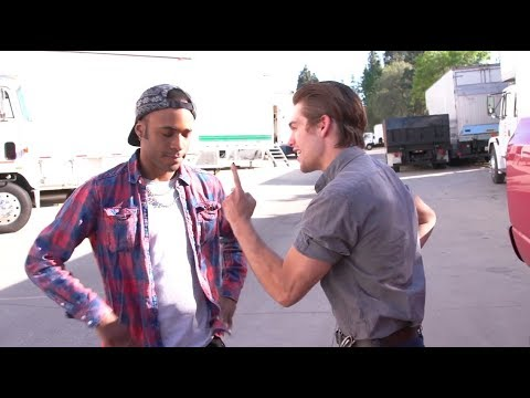 Does Dylan Sprayberry & Khylin Rhambo truly know eachother? humor