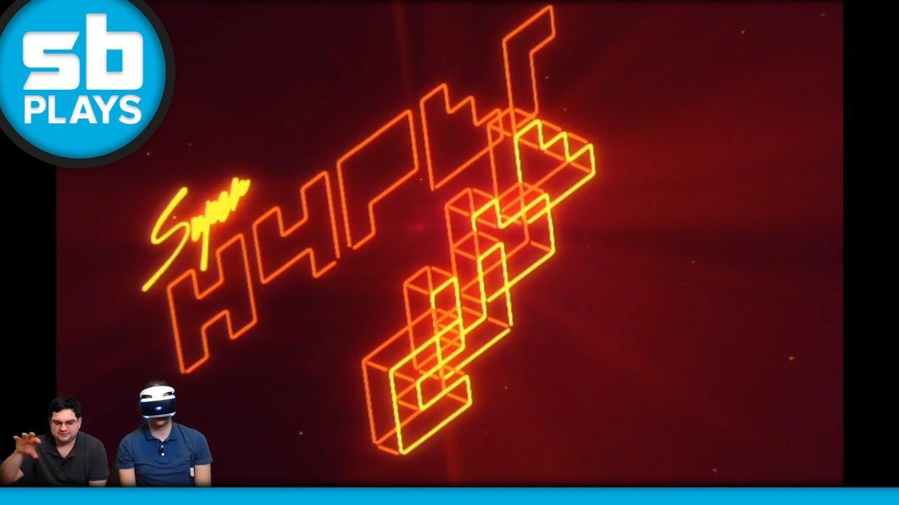 SB Live Marathon 2016 - Part 7 - SuperHyperCube