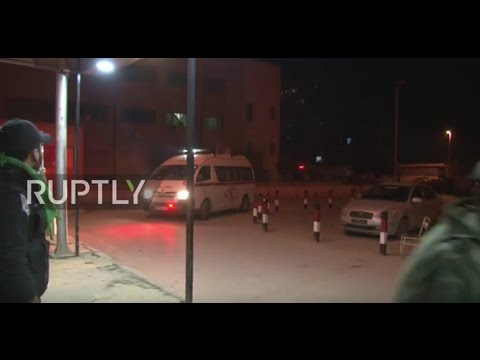 Syria: At least 2 dead, 17 injured in Aleppo after opposition shelling *GRAPHIC*