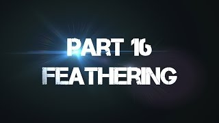 Miniature Painting 101 - Part 16: Feathering