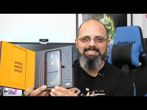Unboxing The @Oneplus 6T Mclaren Edition With 10GB of Ram & The New Warp 30W Charger