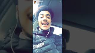 S1 (12 World) Angry Response To Danny Pressplay On Snapchat Over Contract & More