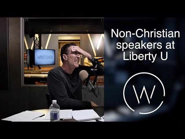 Non-Christian speakers at Liberty U.