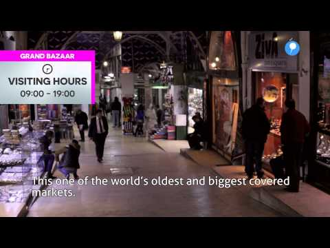 Istanbul City Video Guide - August 2015