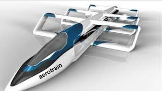 China and Japan together develop aerotrain running 400 to 500 kilometers per hour