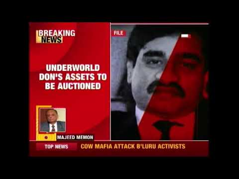 Modi Govt Issues Notice To Auction Dawood Ibrahim's Properties