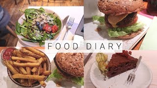 WHAT I EAT IN A DAY - INTUITIV ESSEN & ABNEHMEN UNTERWEGS | FOOD DIARY BARBARELLASLIFE