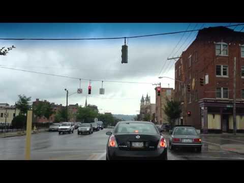 Cincinnati streets - Liberty St