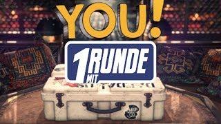 1 Runde mit That's You mit Etienne, Budi, Nils & Viet