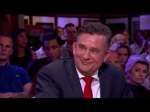 Feyenoordfan Emile Roemer trots op landskampioen Feyenoord - RTL LATE NIGHT
