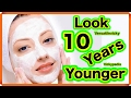 How to Look 10 Years Younger in 10 Days 💋 | Rice Face Pack