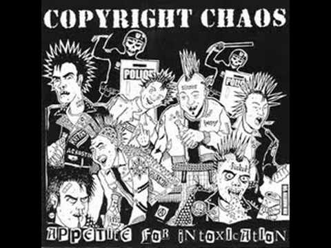 Copyright Chaos - Up The Drunk Punks