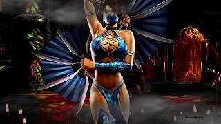Mortal Kombat X Kitana Royal Storm Theme Copyright Free Music- HD