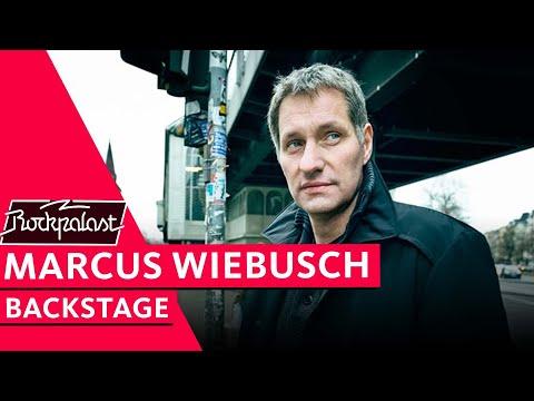 Marcus Wiebusch   BACKSTAGE   Rockpalast   2013