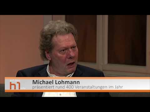 Auf dem h1-Sofa. Zu Gast: Michael Lohmann, Geschäftsführer Hannover Concerts