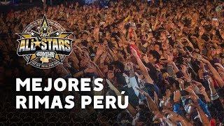 Mejores rimas God Level All Stars Perú 2019 | Red Bull Batalla de los Gallos