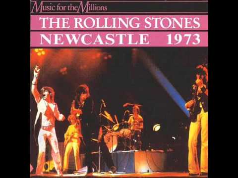 The Rolling Stones live at Newcastle [27-9-1973] - Full Show