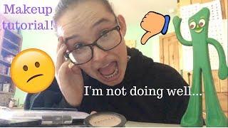 Not My Arms Challenge Makeup Tutorial | Sarah Edition |