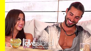Aftersun - Der Talk mit Lola (Folge 5) | Gäste: Asena & Amin | Love Island - Staffel 3