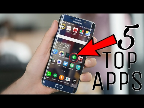 TOP 5 MUST HAVE ANDROID APPS BEFORE YOU DIE! (Best Android Apps 2017)