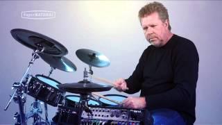 Roland TD-30KV Artist Impressions — John