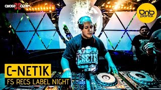C-Netik - Forbidden Society Recordings Label Night [DnBPortal.com]