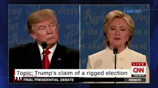 The Third Presidential Debate | The BEST Line Was…