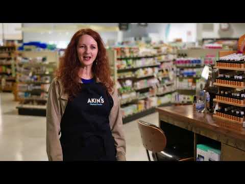 Akins Natural Foods 60 Spot