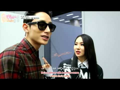 [CF] 2NE1 CL&Lee DongWook - Cass Light TV CF! (20s + 15s) from YouTube · Duration:  36 seconds