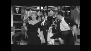 Jack Lemmon and Judy Holliday Dance Scene