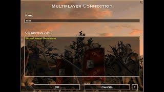 Sửa lỗi Đế Chế (AOE) không chơi được chế độ Multiplayer