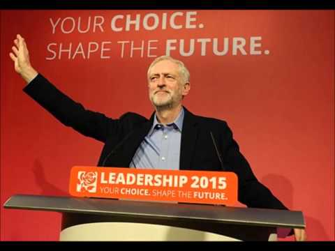 New Leader of the Labour Party – Mr Jeremy Corbyn- will move the UK 'to the left'