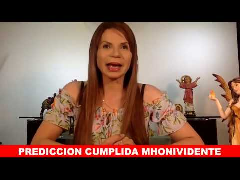 PREDICCION CUMPLIDA MHONIVIDENTE RICKY ROSELLO RENUNCIA