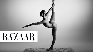 A Yoga Flow with Instagram's Nude Yoga Girl | Harper's BAZAAR