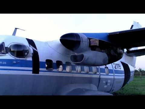 Полеты на Л-410 Ртищево